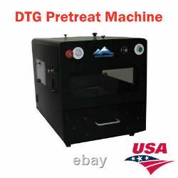 US Direct to Garment Printer DTG Pretreat Machine Spray Pretreatment Machine