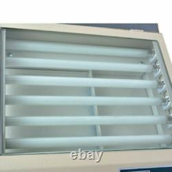UV Exposure Unit for Hot Foil Pad Printing PCB With Drawer Screen Printer 220V