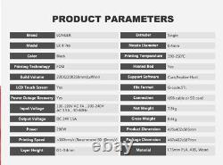 Used Longer LK4 Pro 3D Printer Upgrade 4.3 Touch Screen Open Source DIY Kit