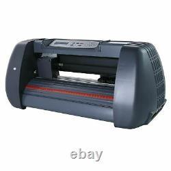 Vinyl 14 Plotter Cutter Machine Plotter Printer Sign Making Machine LCD Screen