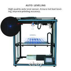 X5SA 3D Printer Tronxy FDM 330330400mm Auto Level 3d Printer Touch Screen 24V