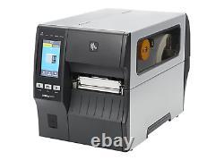 ZT41142-T010000Z Zebra ZT411 Printer replaces ZT410. Color touch screen display